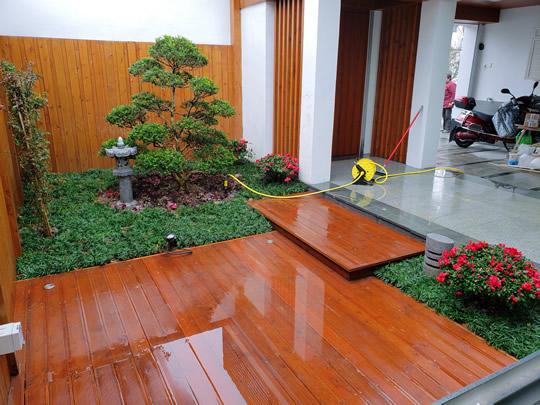 苏州别墅绿化 庭院景观绿化设计