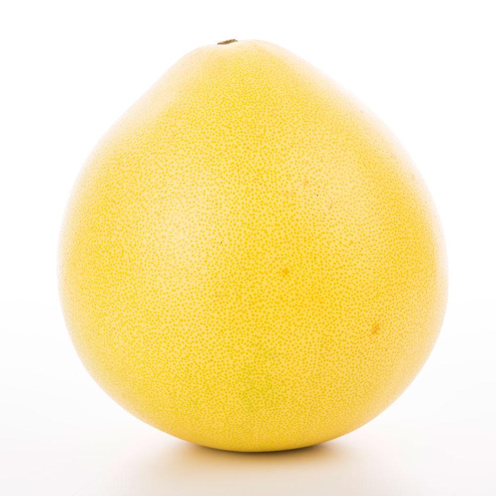 柚子水果简笔画