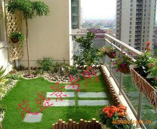 园林绿化,景观设计,阳台绿化效果图,施工图