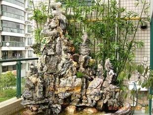 石假山英石假山太湖石假山指导价 供应订做上海灵璧石假山英石假山图片