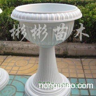 供应塑料花盆,高脚欧式落地大花瓶