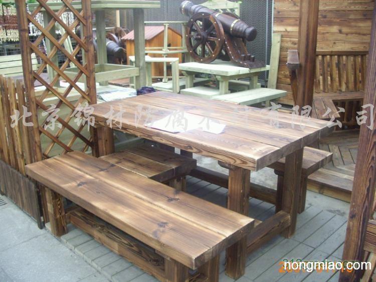 供应桌椅|其它图片及价格-北京锦林防腐木材有限公司