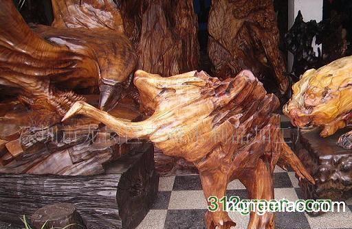 供应木根雕|根雕图片及价格-深圳市龙岗区荣森木制品