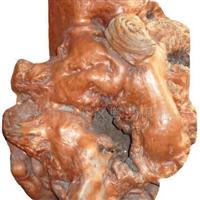 供应根雕艺术品花架