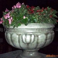 供应欧式花盆、陶罐、陶瓷盆、龙缸、木花箱等