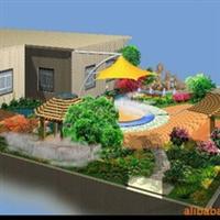 园林工程小品花卉景观苗木鲜花盆景租赁;花木.花卉护养