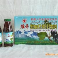 黑加仑果汁饮料
