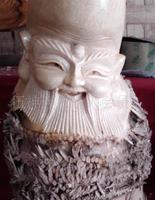 批发供应四川竹制手工艺品[蜀南竹海]竹根雕佛像