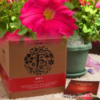 情人节礼盒 进口礼品 矮牵牛花 礼盒礼品 办公室家庭阳台盆栽花种