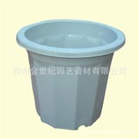 E型塑料花盆批发 园艺花盆 仿瓷塑料花盆批发供应  E型盆
