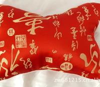 供应枕头 薰衣草颈椎香枕 天山紫香专业生产(图)