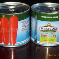 长红一号三系杂交胡萝卜种子-品质优,春秋可播