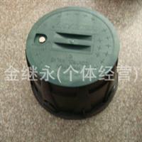 10寸阀门箱/VB910阀箱/绿化喷灌取水阀配套阀门箱地埋箱电磁阀箱