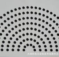 大连晟华供应金属板圆孔网金属冲孔网板网冲孔板网