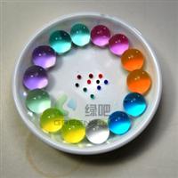 供应可用于冰巾冰袋眼罩的原材料水晶泥,高吸水分子