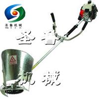 21小型水稻收割机出售SD山东曲阜圣鲁机械厂01