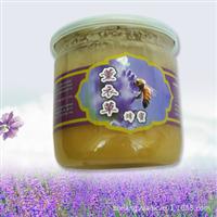 专业供应新疆伊犁纯天然薰衣草花蜂蜜产地批发品质保证