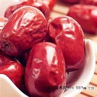 核桃。红枣