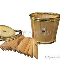 供应木制花盆容器