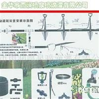 配套供应自动灌溉系统
