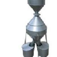 钟鼎式分样器-不锈钢钟鼎式分样器