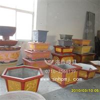 六角水泥花盆模具,襄阳海鼎模具专业生产