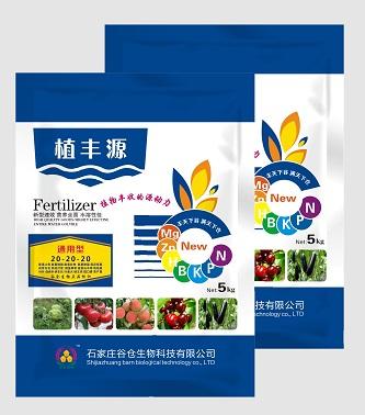 冲施肥生产厂家植丰源平衡型冲施肥