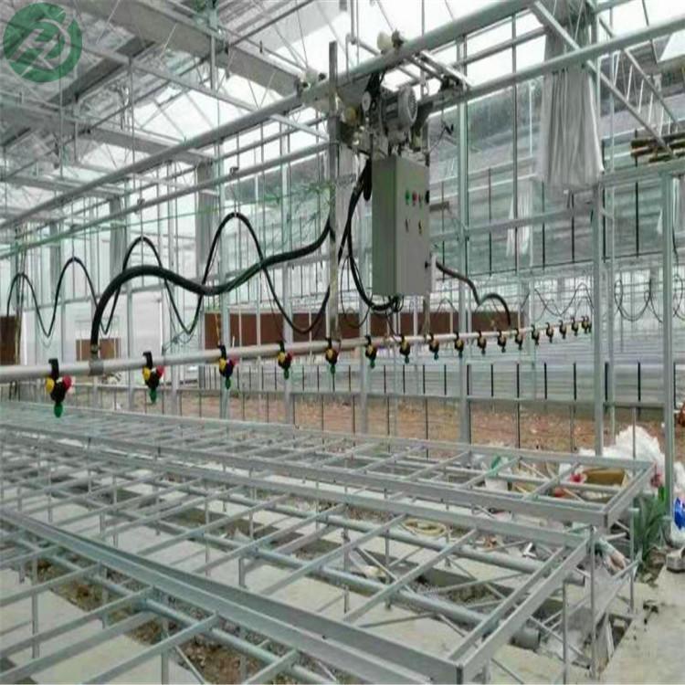 航迪温室喷灌机自行移动喷灌机厂家制作精良