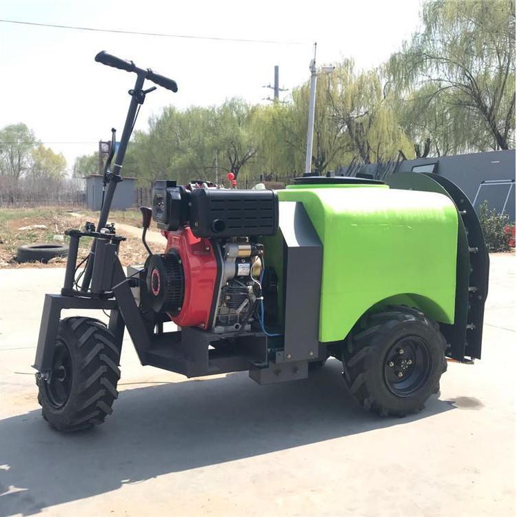 果园专用车载式喷雾机 风送果园打药机