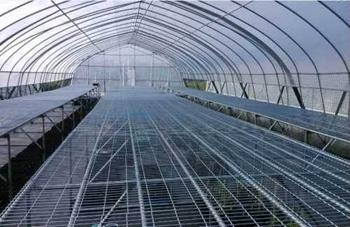 郑州温室育苗床-热镀锌苗床网片-苗床厂家