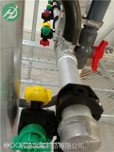 自走式喷灌机的保养和维护