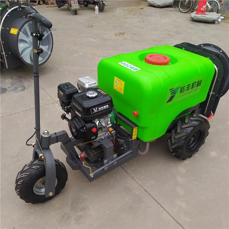 农用牵引式打药机  汽油动力打药机批发