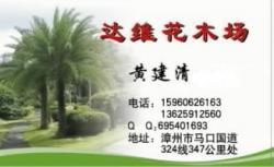 漳浦县马口建清园艺场
