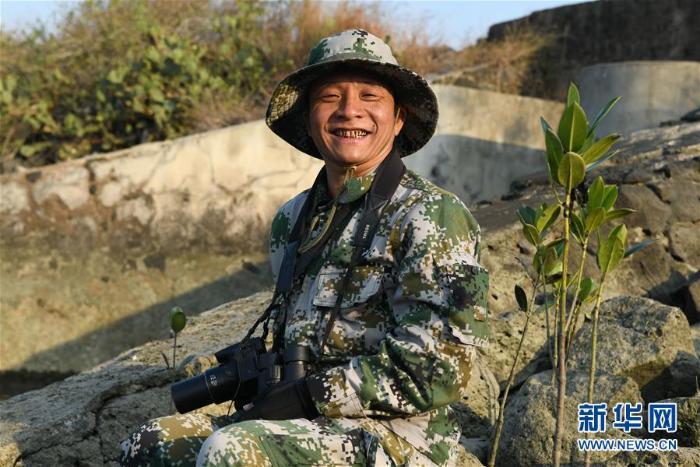 「必威体育在线客服」[最美林业故事]红树林面的守护者
