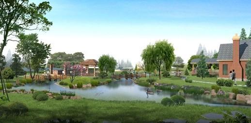 东方园林景观设计公司荣获全国十佳