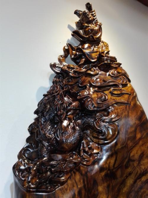 重庆:还发现有价值的金丝楠木组