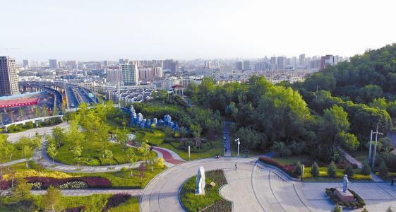 厦门:集美拟投7亿元提升绿化完成41个绿化项目