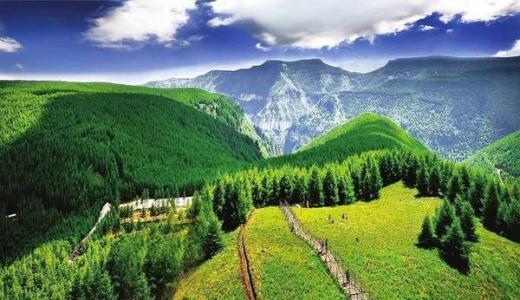 沁源县成为全国森林康养基地建设试点县