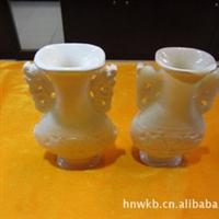 供海南特级天然砗磲贝壳雕刻工艺品花瓶厂