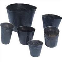 生产批发各种规格防老化育苗袋营养钵营养袋营养杯塑料花盆育苗盆