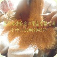 厂家优惠直供做刷子椰丝(质量好,价格便宜)椰子刷刷丝