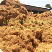 厂家优惠供椰纤维(用于床垫,椰棕花篮垫,坐垫与绳子)