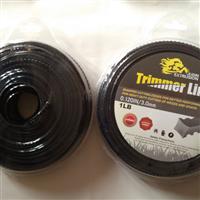 3.0mm 黑色锯齿打草绳