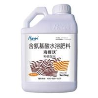 冲施肥价格-海餐沃含氨基酸水溶肥料高钾型