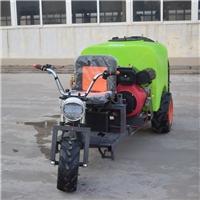 农用190汽油动力打药机   新款自走式打药机