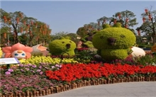 2012中国(上海)花卉园艺及园林景观博览会正式启动