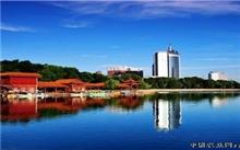 湖南:创建国家园林城市娄底又添新绿
