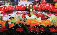 山东:圣诞元旦两节临近 鲜花批发价格一定幅度上涨
