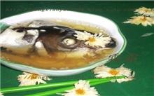 菊花鱼头汤
