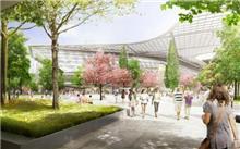 协会风景园林规划设计专业委员会组团参加天津园林景观展